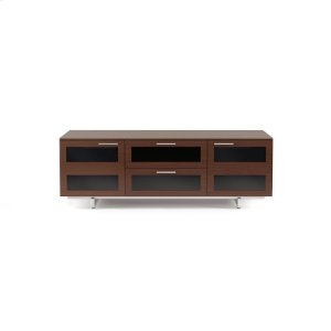Triple Width Cabinet 8927 in Chocolate Stained Walnut -