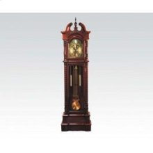 Dark Walnut Grandfather Clock