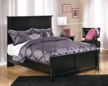 Full Size Panel Bed