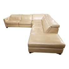 Bergamo Manzoni 24/28/32 Reclining Sectional