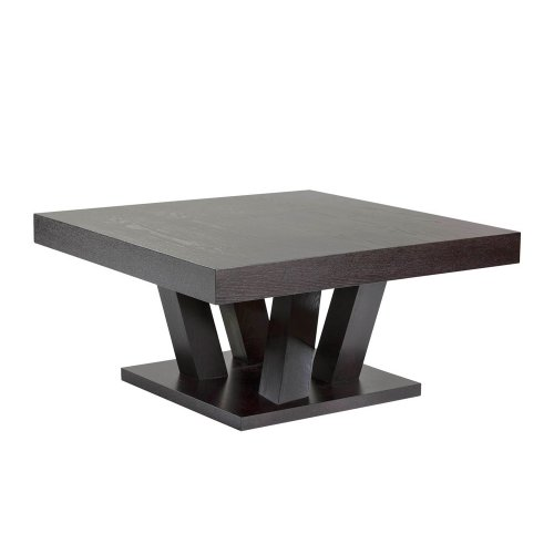 Madero Coffee Table - Brown