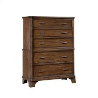 Telluride Five Drawer Chest Product Image