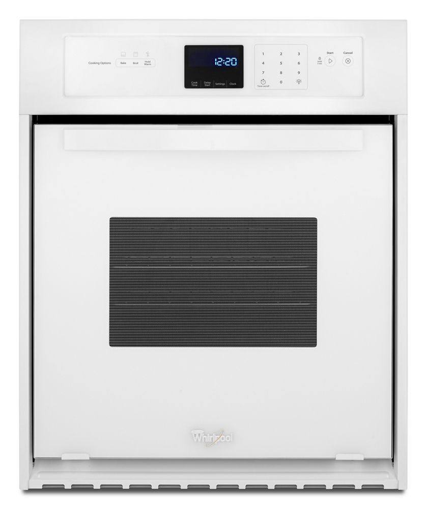 Whirlpool3.1 Cu. Ft. Single Wall Oven With Accubake® System