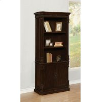 Tucker Rich Brown Bookcase Product Image