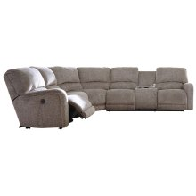 Pittsfield - Fossil 3 Piece Sectional