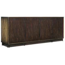 Home Entertainment Crafted Entertainment Console