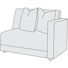 Orion Right Arm Chair