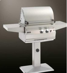 Aurora 430s Post Mounted Grill