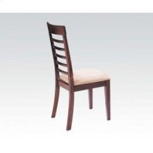 Side Chair W/taupe Cushion