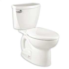 Cadet 3 Compact Right Height Elongated Toilet - 1.6 gpf - White