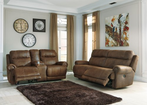 2 Seat Reclining Power Sofa