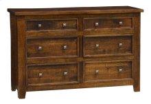 Melbourne 6 Dwr Dresser