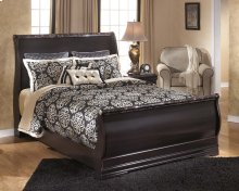 Esmarelda - Dark Merlot 3 Piece Bed Set (Queen)