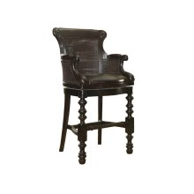 Dunkirk Swivel Bar Stool