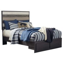 Micco - Multi 4 Piece Bed Set (Full)