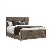 Queen Bed fusion panel bed