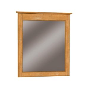 JOHN THOMAS FURNITURELancaster Mirror. Solid wood panel sides & full extension drawer glides