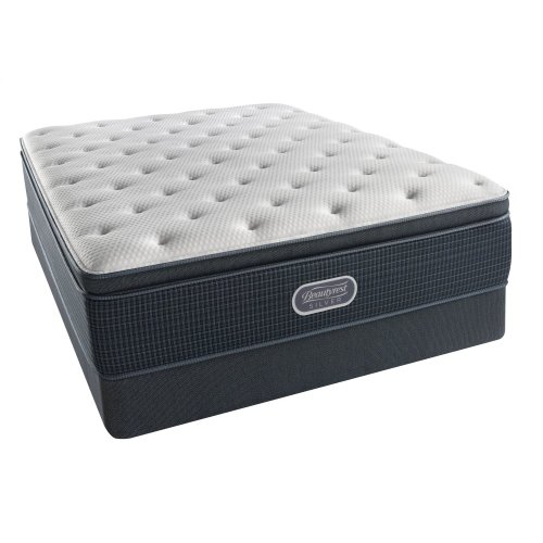 BeautyRest - Silver - Summer Sizzle - Pillow Top - Plush - King