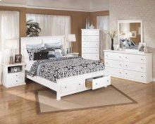 Bostwick Shoals - White 9 Piece Bedroom Set