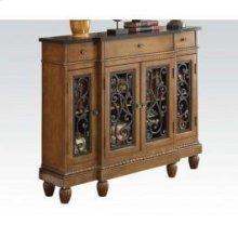Oak Console Table