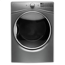 7.4 cu.ft Front Load Electric Dryer with Advanced Moisture Sensing, EcoBoost