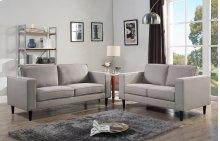 Lucas Beige Sofa