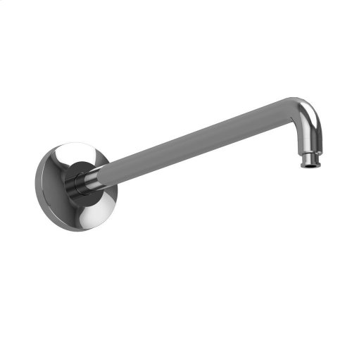 Rain Shower Arm Wall Mount - Brushed Nickel