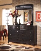 Harmony - Dark Brown 2 Piece Bedroom Set Product Image