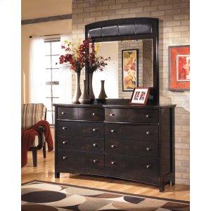 Ashley Furniture Harmony - Dark Brown 2 Piece Bedroom Set