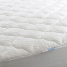 Posturepedic Tencel + Water Proof Mattress Topper - Queen