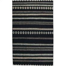 Viking Stripe Kettle Bone Hand Knotted Rugs