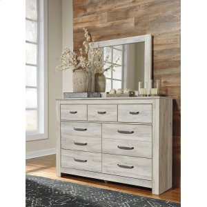 Ashley Furniture Bellaby - Whitewash 2 Piece Bedroom Set
