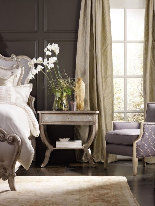 Bedroom Sanctuary Bedside Table