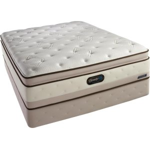 SimmonsBeautyrest - TruEnergy - Sallie - Ultra Plush - Pillow Top - Cal King