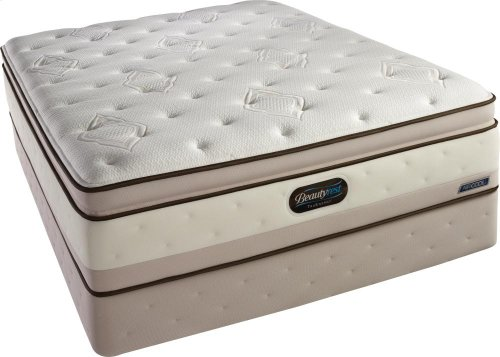 Beautyrest - TruEnergy - Sallie - Ultra Plush - Pillow Top - Twin