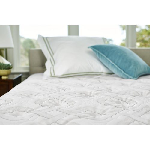 Sealy Posturepedic Premium - Satisfied - Cushion Firm - Pillow Top - Twin XL