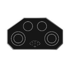 Dial Series Electric Cooktops