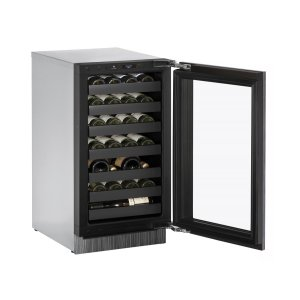 U-LineModular 3000 Series 45 Cm Wine Cellar With Integrated Frame Finish and Field Reversible Door Swing (220-240 Volts / 50 Hz)