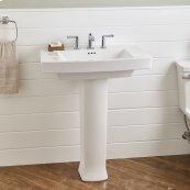 Townsend Pedestal Sink  American Standard - White