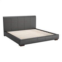Amelie King Bed Black