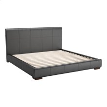 Amelie King Bed Black