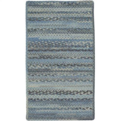 Bayview Slate Braided Rugs (Custom)