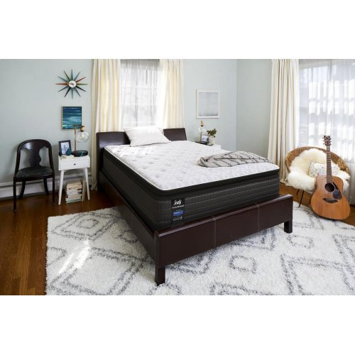 Response - Performance Collection - Merriment - Plush - Euro Pillow Top - King