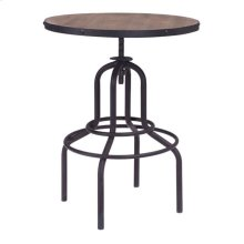 Twin Peaks Counter Table Distressed Natural