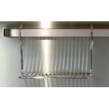 Warming Shelf for AM4 Backsplash