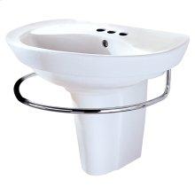 Ravenna Wall-Mount Bathroom Sink - American Standard - White