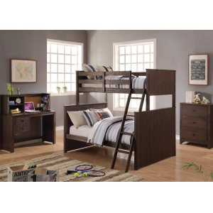 38025 In By Acme Furniture Inc In Wichita Ks Hector T T Bunk Bed
