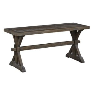 Bench - Chargrey Finish