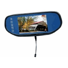 "5.8"" rear view monitor with built-in Bluetooth"