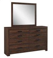 Arkaline - Brown 2 Piece Bedroom Set
